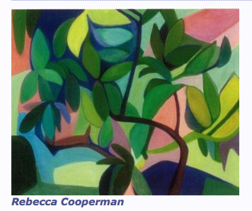 Rebecca Cooperman Watercolor