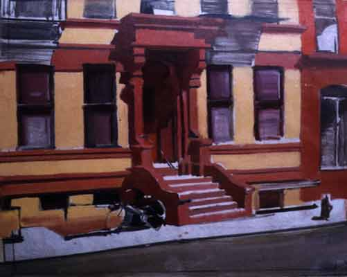 West Village Tenement