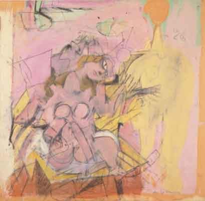Willem De Kooning: Tracing the Figure-a Review by Donald